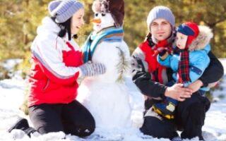 Как провести рождественские каникулы весело и с пользой