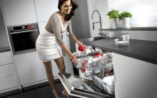 Порошок или таблетки для посудомоечной машины