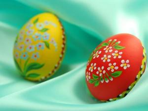 Как красить яйца на Пасху | Полезные советы хозяюшкам