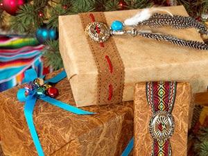 Подарочные коробки для подарков на Новый Год