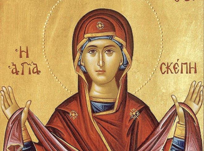 Пресвятая Богородица покров